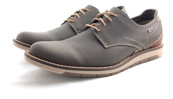 Zurich 2104 Zapato Cuero Cómodo El Mercado De Zapatos!