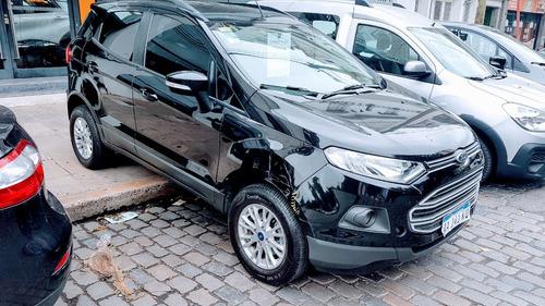 Ford Ecosport 1.6 Se Exelente Estado Unico Dueño (eo)