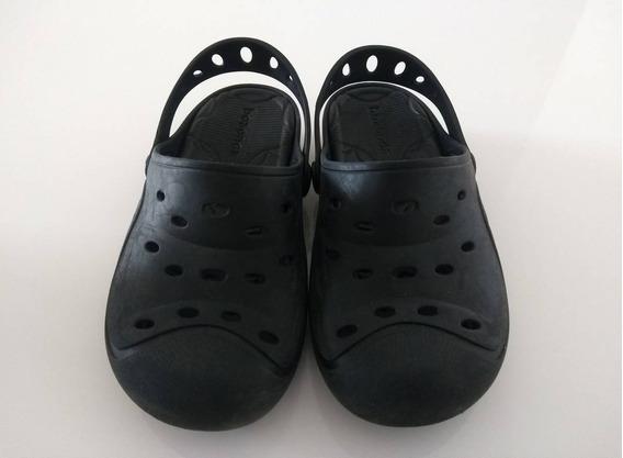 Crocs Preto Infantil
