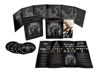 Game Of Thrones Primeira Temporada Bluray
