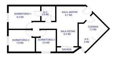 Apartamento Na Vila Moraes - Loc941501