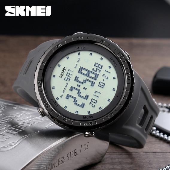 Relógio Skmei Mod 1246 Original Masculino Prova D
