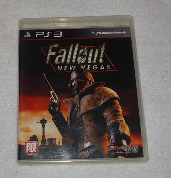 Fallout New Vegas Ps3 R3 * Frete Gratis