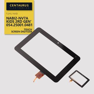 Digitalizador De Si Fuhu Nabi Nabi2-nv7a Niños 2 º Gen Mh070