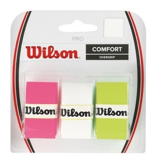 Overgrip Wilson Pack X3