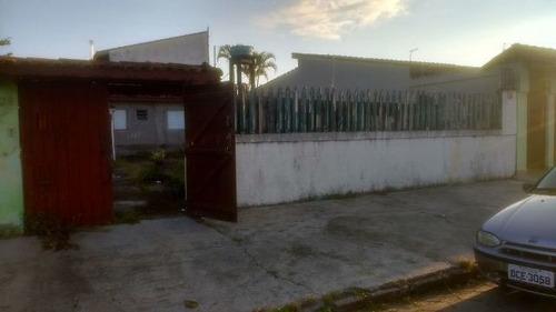 Casa Na Praia Com 2 Quartos Em Itanhaém/sp 3057-pc