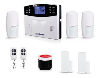 Alarma Casa Inalambrica Kit2 Gsm 3g, Comercio Casas Oy