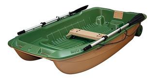 Bote Kayak Sportyak 245 Bic Sports Pesca +2 Remos Apto Motor