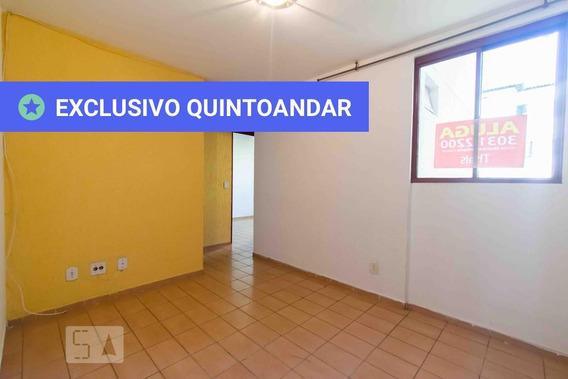 Apartamento No 2º Andar Com 2 Dormitórios - Id: 892983921 - 283921