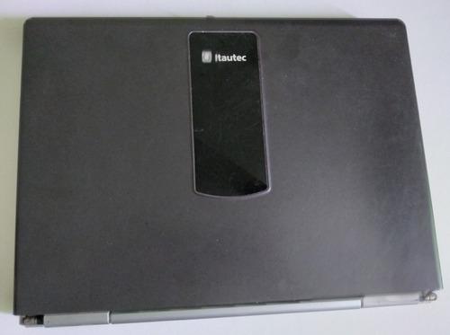 Notebook Itautec W7645 Defeito - Conserto Ou Para Usar Peças