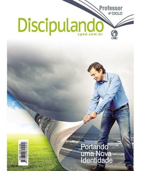 Revista Discipulando / 4º Ciclo - Professor