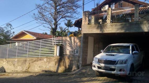 Casa Com 3 Dormitórios À Venda, 200 M² Por R$ 500.000 - Garcia - Blumenau/sc - Ca0516