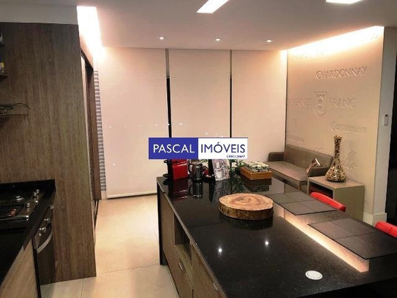 Apartamento De 01 Suite No Campo Belo - V-13227