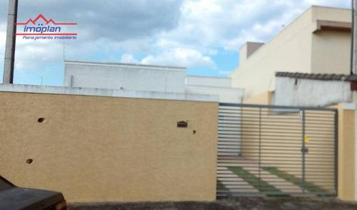 Imagem 1 de 13 de Casa Com 3 Dormitórios À Venda, 74 M² Por R$ 350.000,00 - Nova Atibaia - Atibaia/sp - Ca1338