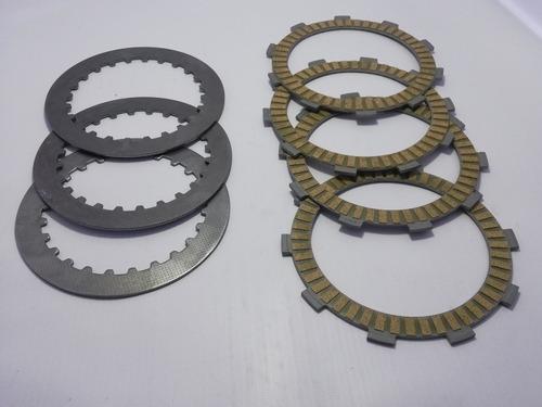 Discos Clutch Fz16 Fz Fazer De Alta Lubricación