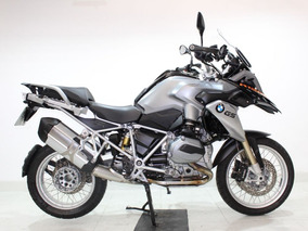 Bmw - R 1200 Gs Premium - 2015 Preta