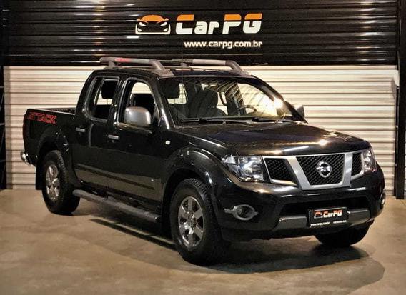 Nissan Frontier Sv Attack Cd 4x2 2.5 Tb Diesel 2014 Bai