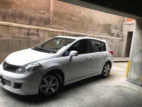 Nissan Tiida 1.8 Premium Mt 2010