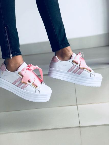 Zapatos Hermosos De Damas Juveniles + Moda + Envío Gratis