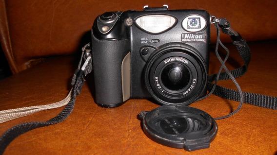 Camara Fotografica Nikon Coopix 5000