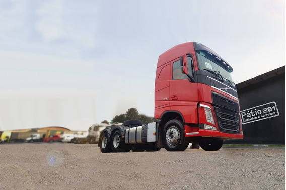 Volvo Fh 540 New 6x4 Bug Leve