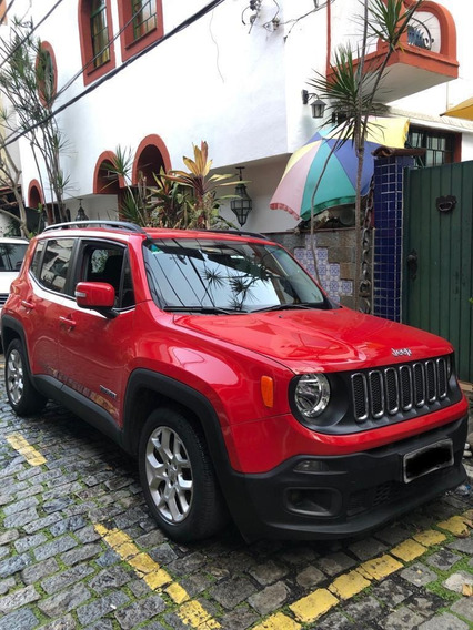 Jeep Renegade Longitude 1.8 Flex
