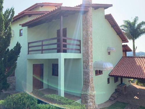 Chácara Com 3 Dormitórios Estuda Permuta Total, À Venda, 1000 M² Por R$ 1.260.000 - Ch0118