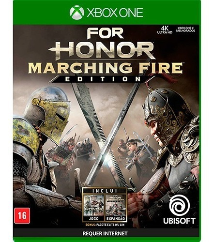 For Honor (marching Fire Edition) - Xbox One