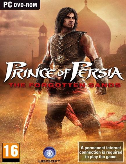 Prince Of Persia Forgotten Sands Pc - Uplay Key (envio Já)