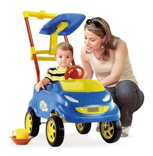 Carrinho Passeio Para Bebê Baby Car Homeplay