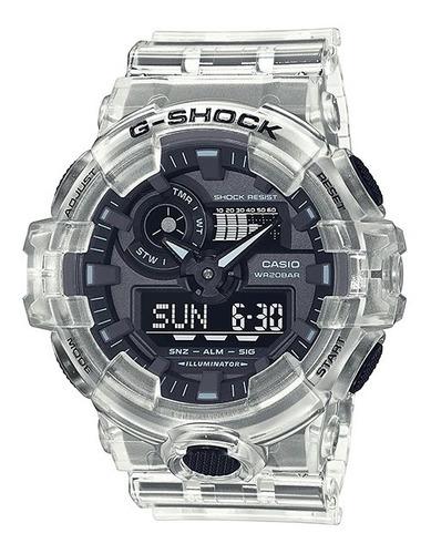 Pre-compra* Reloj Casio G-shock Youth Ga-700ske-7 Skeleton