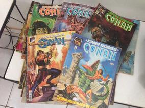 Hqs A Espada Selvagem De Conan Lote 20 Unidades