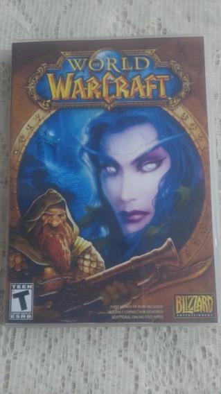 Jogo Pc World Of Warcraft Original Usado Completo