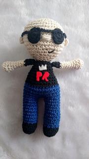 Amigurumi Muñeco Crochet Indio Solari
