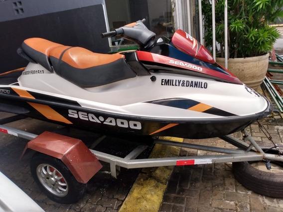 Sea-doo 3 Lugares 720cc, 2004