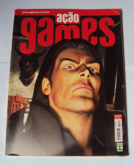 Revista Ação Games - Edição Nº 165