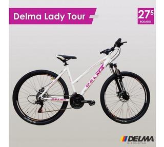 Bicicleta Delma Lady Tour 27,5