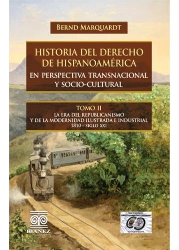 Imagen 1 de 2 de Historia Del Derecho De Hispanoamérica    Marquardt