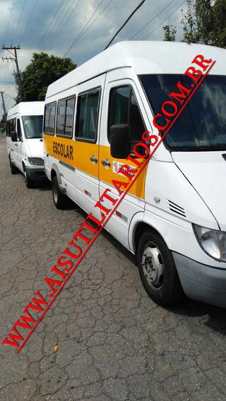 Sprinter 413 2010 Escolar C/20 Lug. Confira Oferta!! Ref.109