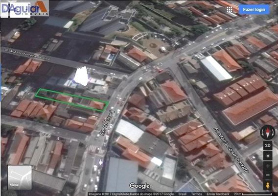 Ótimo Terreno No Alto Do Mandaqui 375m² - Dg2360