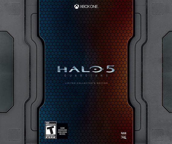 Halo 5 Collectors Edition Nuevo Y Sellado (en D3 Gamers)