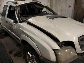 Chevrolet S10 4x4 Mwm Baja Motor Valido Alta