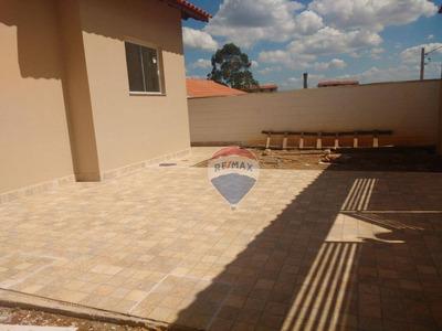 Casa Com 2 Dormitórios À Venda, 60 M² Por R$ 250.000 - Vila Nova Aparecida - Mogi Das Cruzes/sp - Ca0095