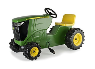 Triciclo Tomy John Deere Pedal Tractor Green | Pedal Powered