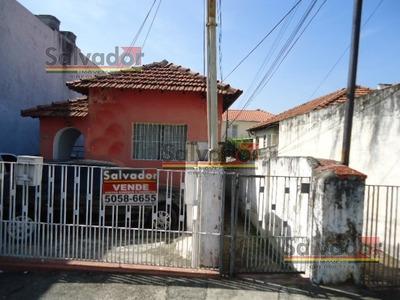 Terreno Para Venda, 400.0 M2, Alto Do Ipiranga - São Paulo - 1798
