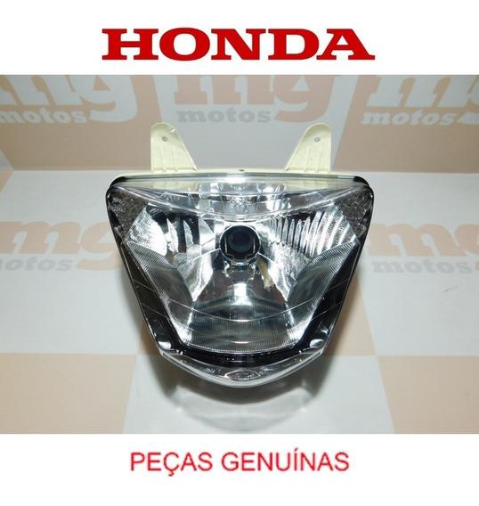 Bloco Óptico Farol Xre 300 2009 Até 2018 Original Honda