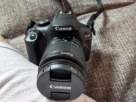 Câmera Digital Canon Eos T6 Wi-fi Ef -s 18-55 Mm Iii Kit
