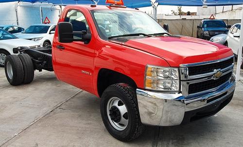 Imagen 1 de 14 de Chevrolet Silverado 3500 Mod. 2009