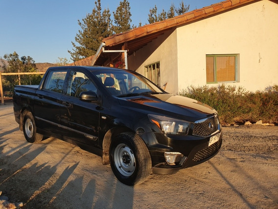 Ssangyong Actyon Sport 2.0 Diesel 4x2