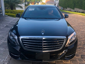 Mercedes-benz Clase S550 Hybrido Cgi L Bi-turbo 466hp At